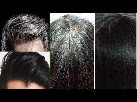 أقسم بالله فقط بملعقة واحدة تخلصي من الشيب حتى لو كان شعرك كله أبيض و من الإستعمال الأول Youtube Hair Growth Hair Growth