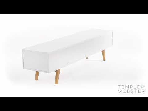 Finn Scandinavian Tv Unit By Temple Webster Get It Now Or Find More Entertainment Units At Temple Webster In 2020 Scandinavian Tv Unit Tv Unit Entertainment Unit