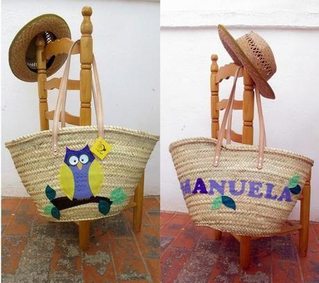 CAPAZOS PRIMAVERA - VERANO DE LA ABUELA ANGELITA