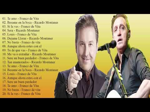 La Mejor Musica Cristiana 2018 Ricardo Montaner Y Franco De Vita Exitos Mix 30 Grandes Exito Musica Cristiana Letras De Canciones Cristianas Franco De Vita