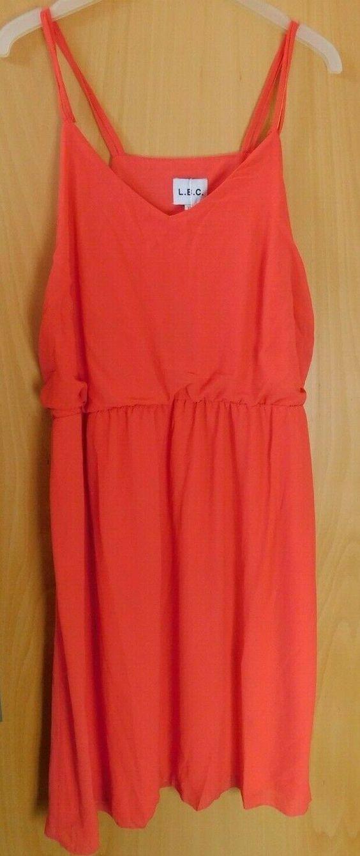 L B C Rotes Midikleid Fur Damen In Gr Xl In 2020 Rotes Kleid Kleider Modestil