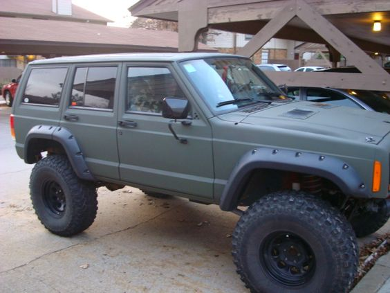 Google Image Result for http://www.cherokeeforum.com/attachments/f59/87225d1326202482t-spray-rattle-can-paint-job-xj-army-post-up-dsc01821.jpg
