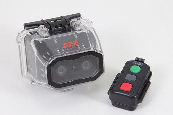 Câmera 3D da AEE