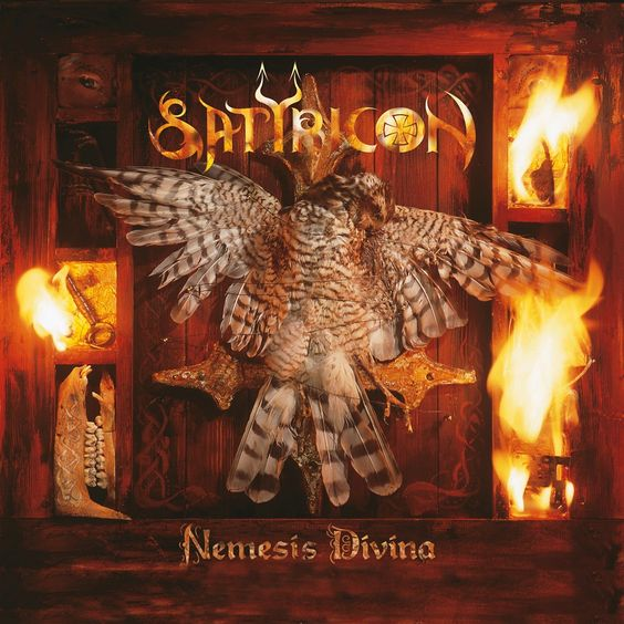 Satyricon - Nemesis Divina (LP) (Vinyl)