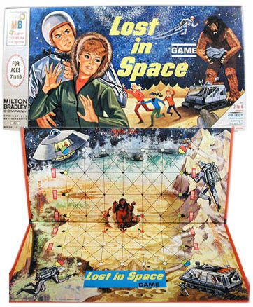 Lost Space Game