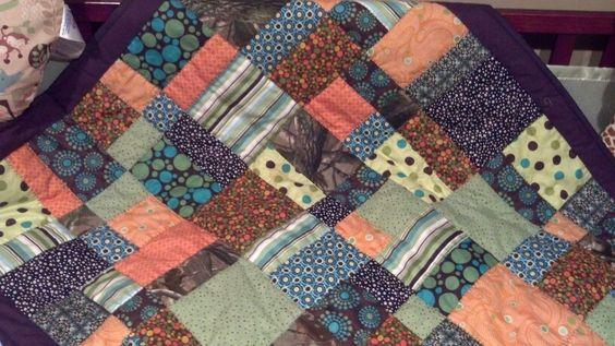 Jaxyn's Baby quilt