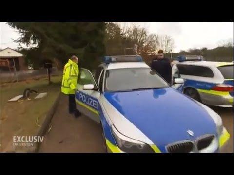 Einsatz für die Autobahnpolizei Hessen - Der ganz normale Wahnsinn... - YouTube