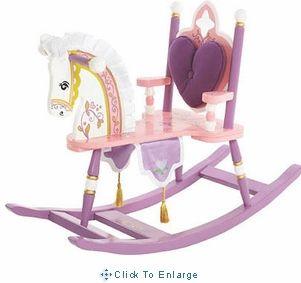 Every princess NEEDS a horse! :)