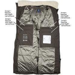 jackets #men #Winter Pierre Cardin men's parka jacket