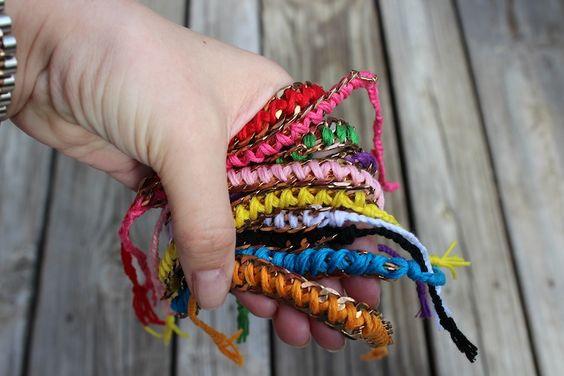 cute diy bracelets   # Pin++ for Pinterest #
