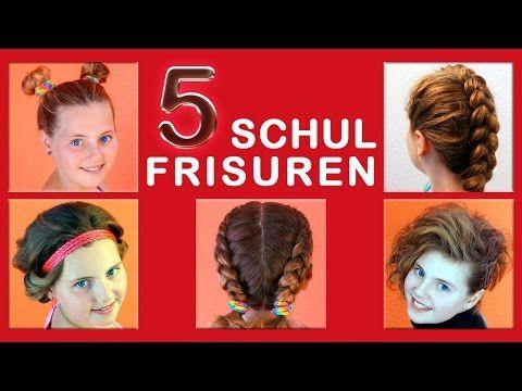 5 liebste Schulfrisuren einfache Frisuren mit Rainbow Loom für ...