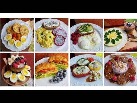 7 سلسلة وجبات نور اسبوعين من وجبات الفطور الصحية بين 300 400 سعرة Healthy Breakfast Ideas Youtube Lemon Healthy Roasted Turkey Food