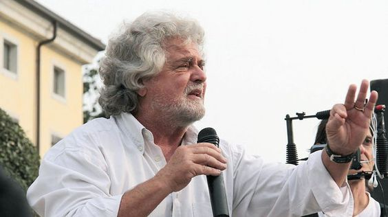 Beppe Grillo advierte de que Italia entrará en bancarrota en otoño