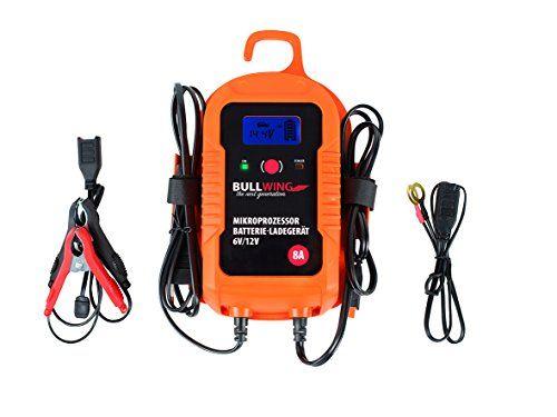 Batterien #Batterien | Autobatterie ladegerät, Auto batterie