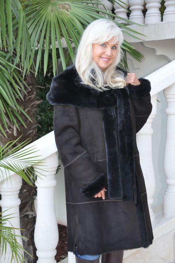 Fur Coat | Fur Jacket | Shearling Coat | Shearling Jacket | Aspen