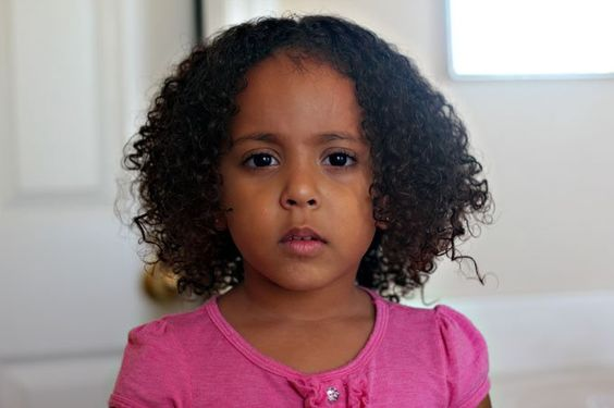 Mixed Girl Hair Styles: Mixed Hair Care, Mixed Hair, Biracial Baby, Biracial
