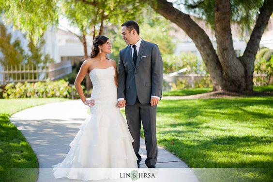 Richard Nixon Library Wedding | Mark and Teressa