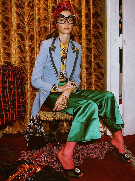 Publication: Vogue Russia March 2017 Model: Amanda Googe Photographer: Sebastian Kim Fashion Editor: Natasha Royt Make Up: Erin Parsons
