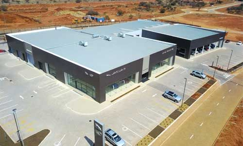 Global Roofing Solutions Projects Specifile Roofing National Building Steelwork