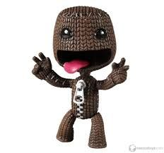little rag doll from little big planet