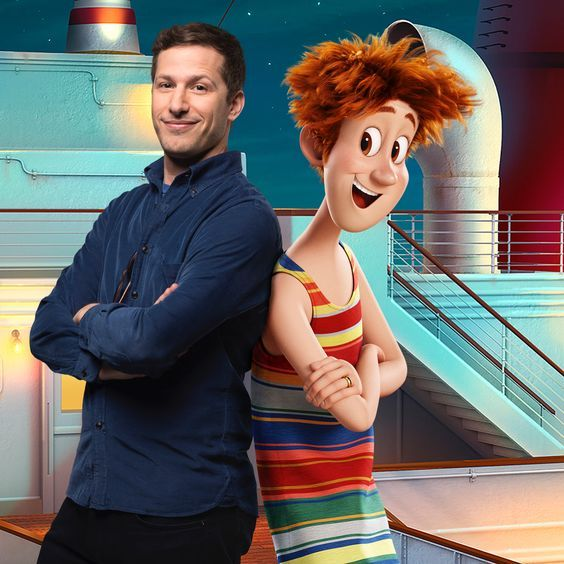 Best Summer Vacation Ever Catch Andy Samberg As The Voice Of
