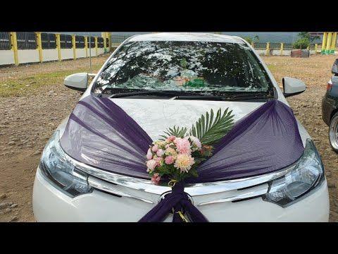 Dekorasi Mobil Pengantin Hias Mobil Pengantin Murah Tapi Mewah Youtube Pengantin Kemewahan Mobil
