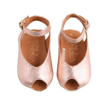 maloles (petite) baby sandals...omg