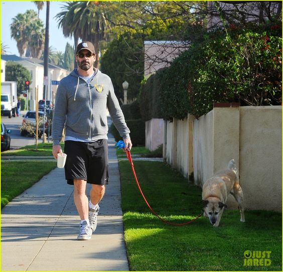 Celeb Diary: Jon Hamm in Los Angeles