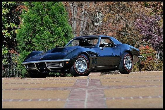 1969 Chevy Corvette | Sports Car | Amazing Classic Cars