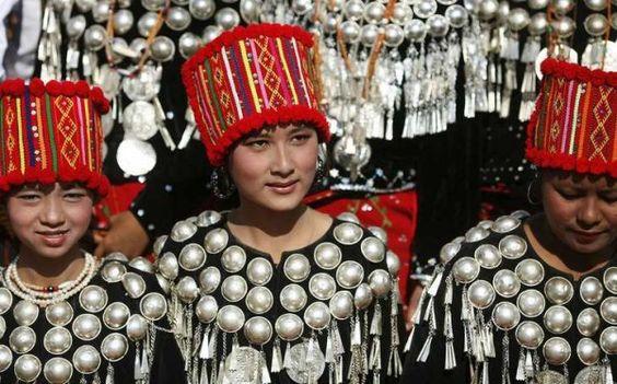 Kachin Traditional Dress