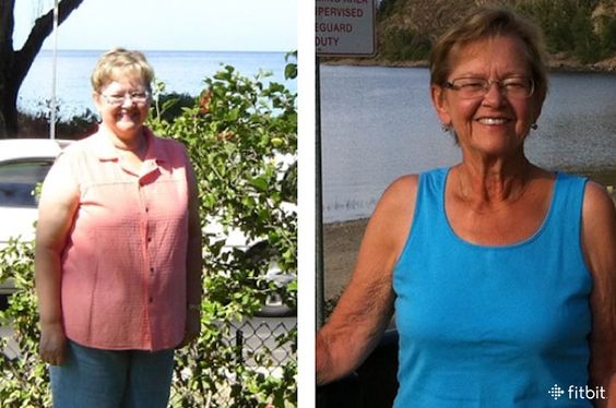 The Key to This Woman's Weight Loss: A Little Friendly Competition