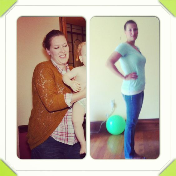 20 lbs down since the fall! 5-10 to go :) I like to move it move it....