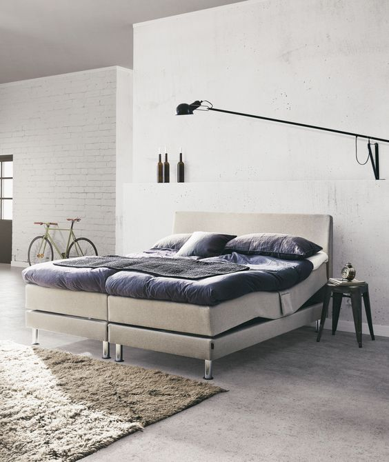 jensen aqtive i adjustable bed has a powerful motor with an, Schlafzimmer design