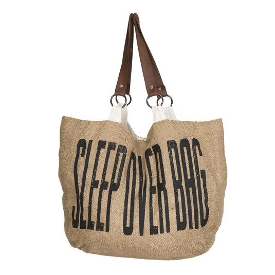 Sleepover Bag from Children of the Tribe