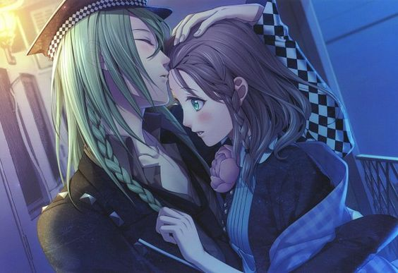 Ukyo and Heroine