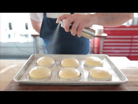 Brioche Burger Buns   Recipe   Recipe   ChefSteps