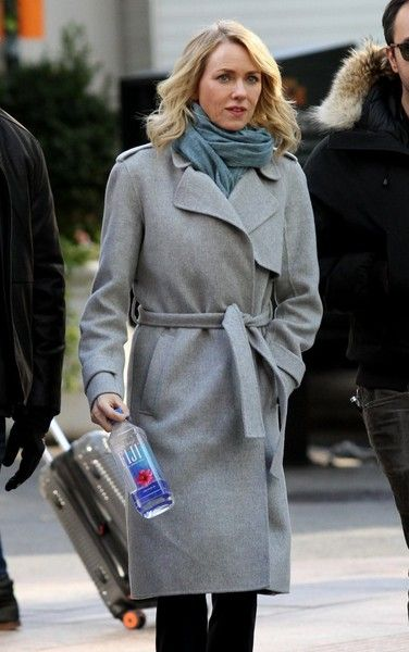 Naomi Watts Celebrities act on the set of 'Gypsy' in New York City, New York on November 1, 2016.