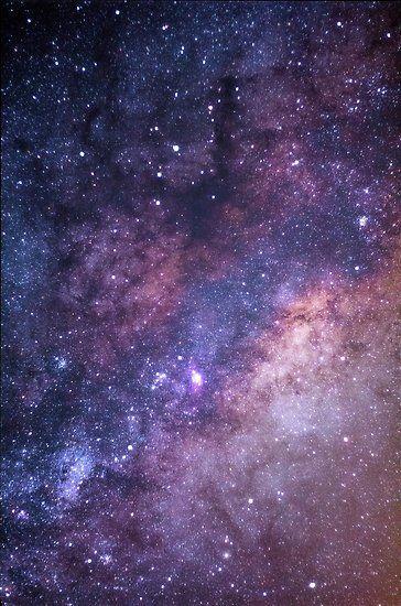 Buy Purple Glittering Star Galaxy Artwork By Newburyboutique As A T Shirt Classic T Shirt Tri Blend Galaxy Wallpaper Iphone Galaxy Artwork Galaxy Wallpaper