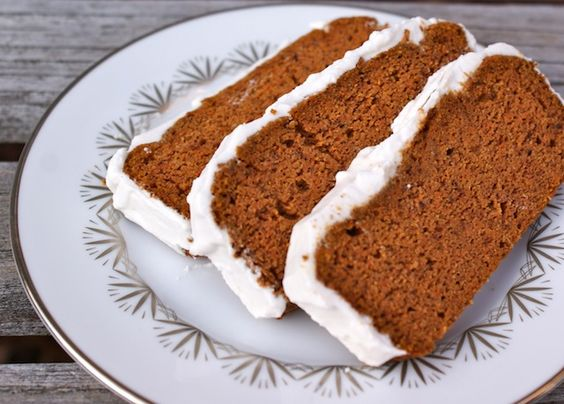Carrot Cake with Coconut Cream Icing - coconut flour, date sweetened