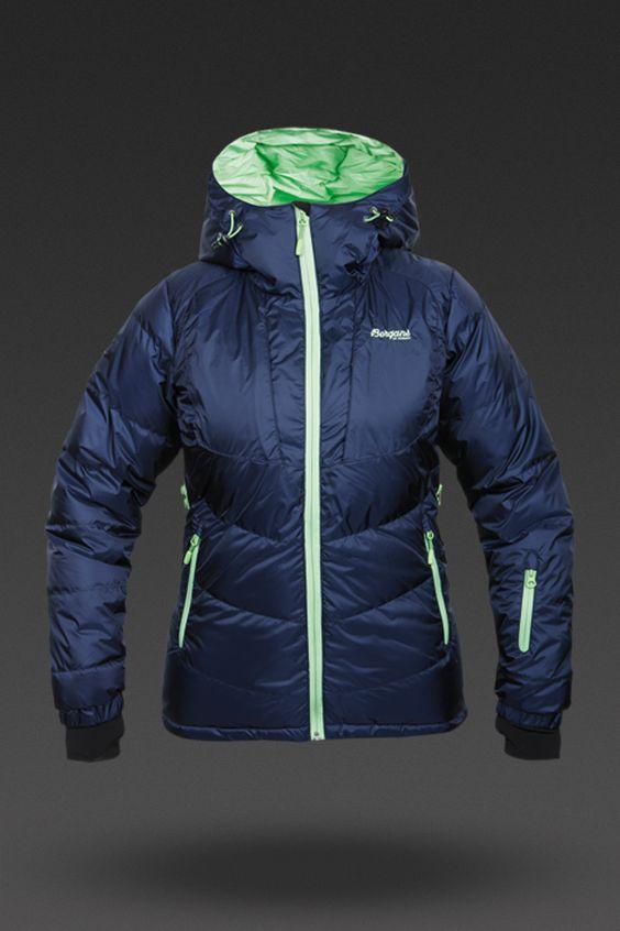 bergans of norway sauda down jacket. | Ski ski ski ...