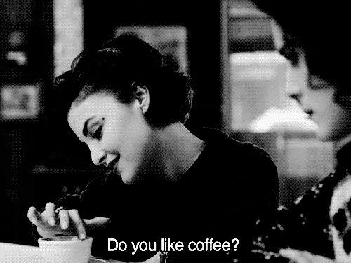 "audrey horn - twin peaks  ""Do you like coffee?"""