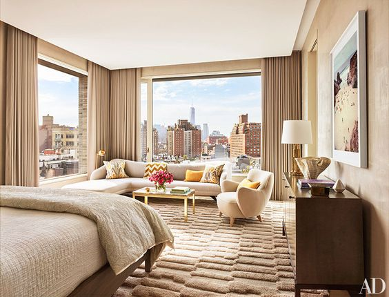 Master #bedroom with luxurious #carpet and gorgeous neutrals