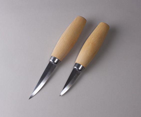 Robin Wood: What is the best knife for woodcarving and whittling?