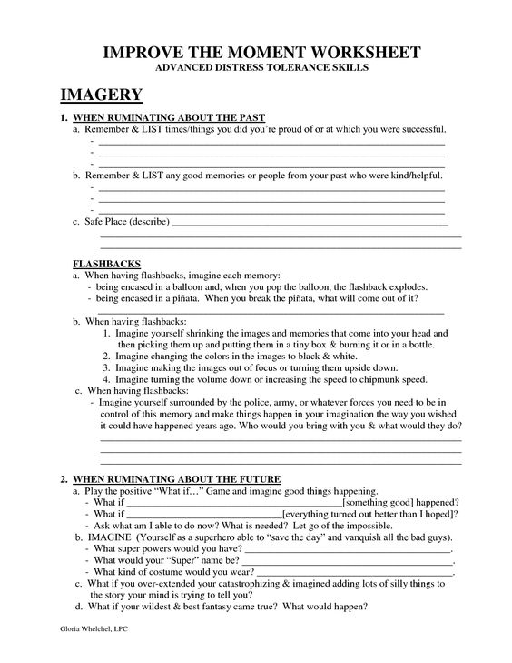 Worksheet Self Improvement Worksheets worksheets positive life quotes and flip charts on pinterest improve the moment worksheet dbt self help