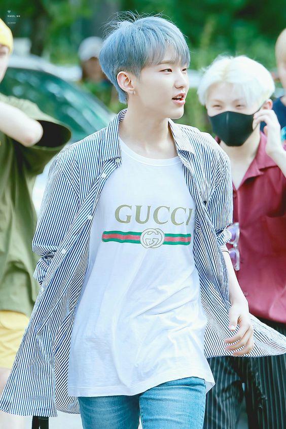 180803 KBS Music Bank #SEVENTEEN #HOSHI