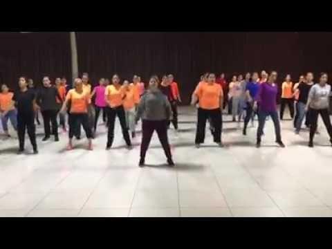 Danza La Voz De Mi Amado Tribu De Fuego Ebenezer Honduras Youtube Danza Danza Cristiana Baile