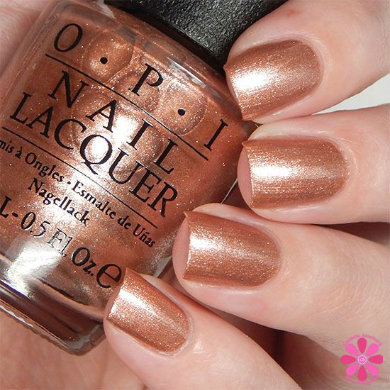 Fall 2015 Nail Polish Collections: OPI Fall 2015 Venice Collection Worth A Pretty Penne