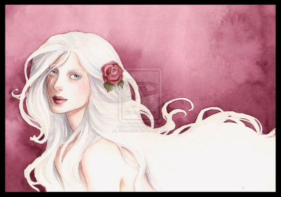 The White Rose by Achen089.deviantart.com on @deviantART