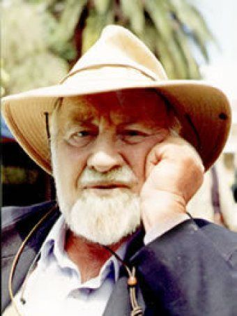 Bill Mollison.. Inventor of PermaCulture
