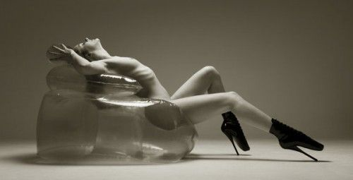Ballet boot nudity by *johntisbury on deviantART